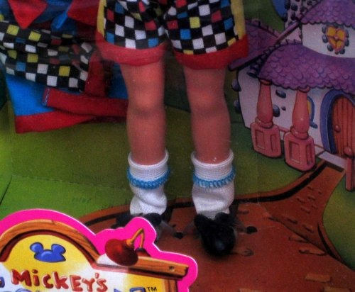 muñeca de barbie stacie mickeys toontown  disney exclusive 1