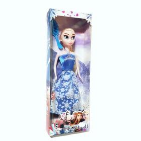 Muñeca De Frozen Elsa 28cm