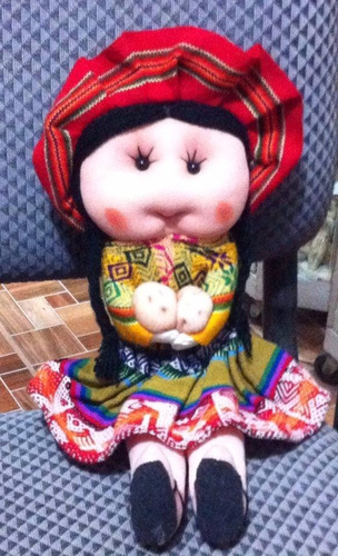 muñeca de huancayo