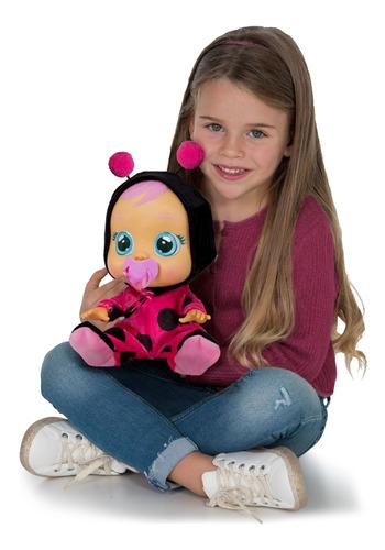 muñeca de juguete lady cry babies