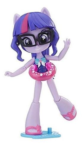 muñeca de moda my little pony beach twilight sparkle