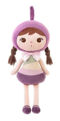 muñeca de peluche niuniu - metoo keppel 50 cm - envío gratis