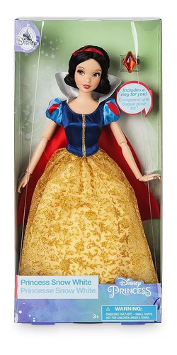 muñeca disney blancanieves, princesa blancanieves disney.