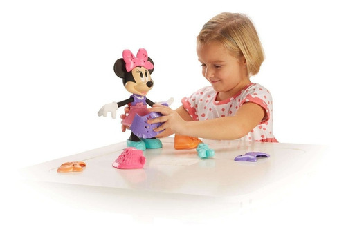 muñeca disney minnie mouse