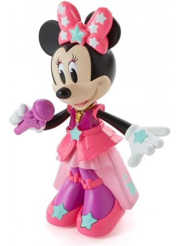 muñeca disney minnie mouse superestrella del pop