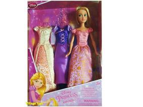 428a924d7 Muñeca Rapunzel Vestido De Novia en Mercado Libre México