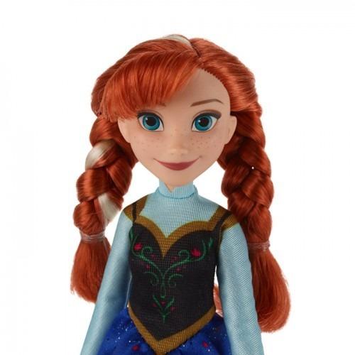 muñeca elsa anna basica fashion frozen hasbro b5161 educando
