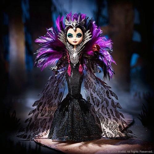 muñeca ever after high sdcc 2015 raven queen exclusiv mattel