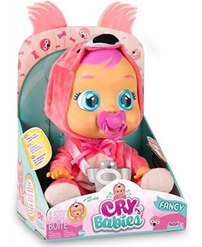 muñeca fancy cry babies