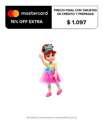muñeca fancy nancy