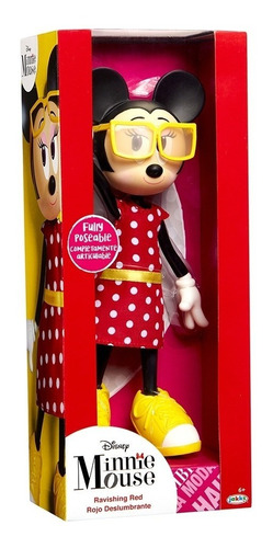 muñeca fashion minnie mouse (2320)