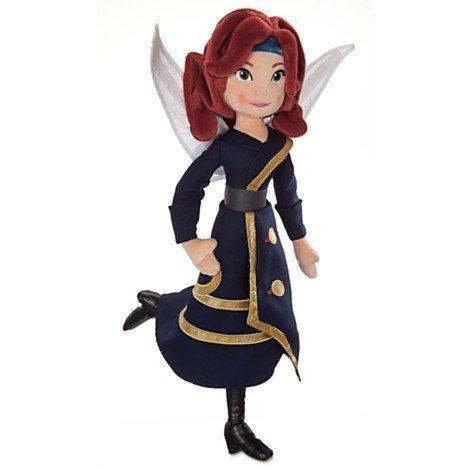 muñeca felpa disney zarina el pirata hada 18