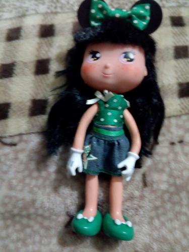 muñeca i love minnie marca famosa