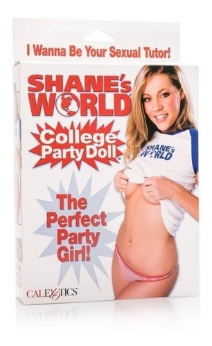 muñeca inflable morocha universitaria sexshop