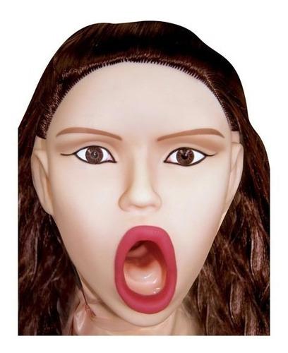 muñeca inlfable cyberskin ! tamano real! la unica tipo piel