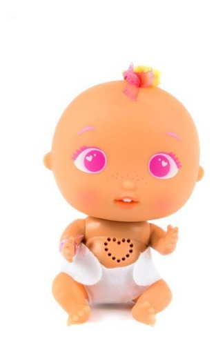 muñeca interactiva the bellies pinki twink