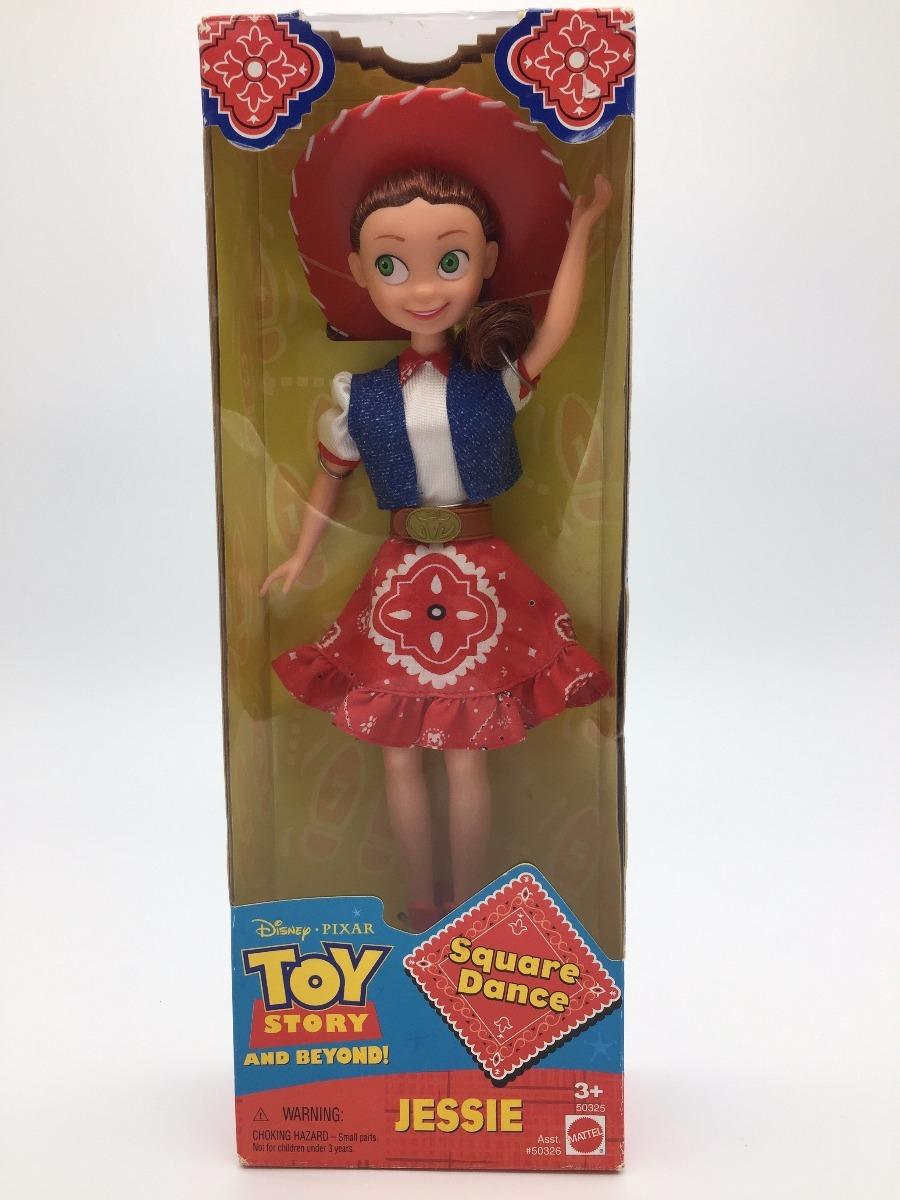 Muñeca Jessie Bailarina Toy Story And Beyond -   450.00 en Mercado Libre c337c5e8974