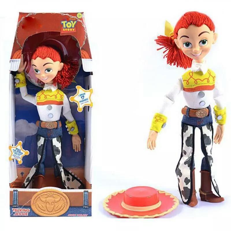 muñeca jessie de toy story 17 frases 45cm original remate!!! Cargando zoom. 8abf29d41d0