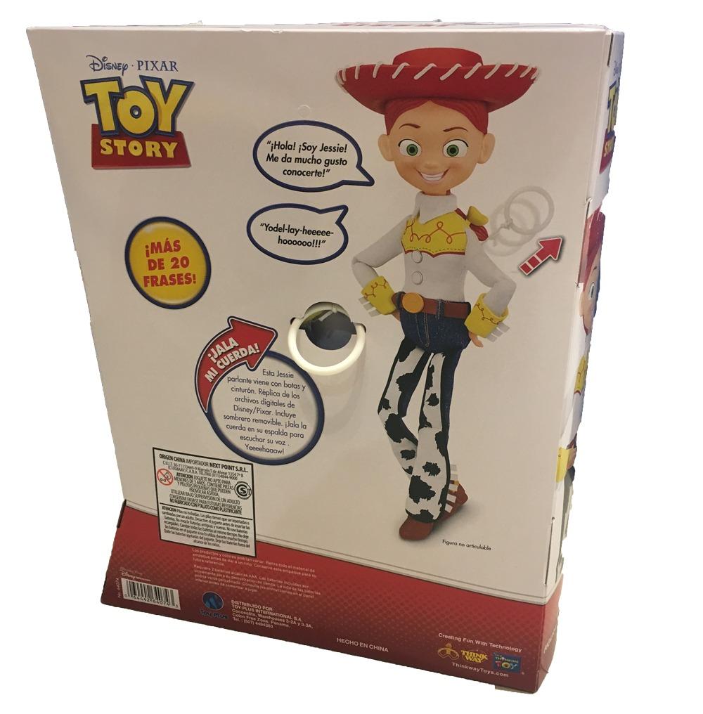 muñeca jessie la vaquerita de toy story habla tamaño real ti. Cargando zoom. 4c41d84f3d2
