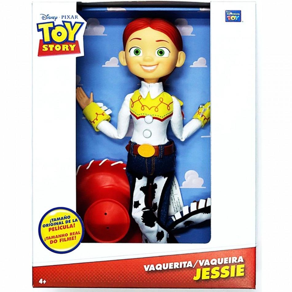 muñeca jessie la vaquerita de toy story tamaño real. Cargando zoom. 6cce598f2f2