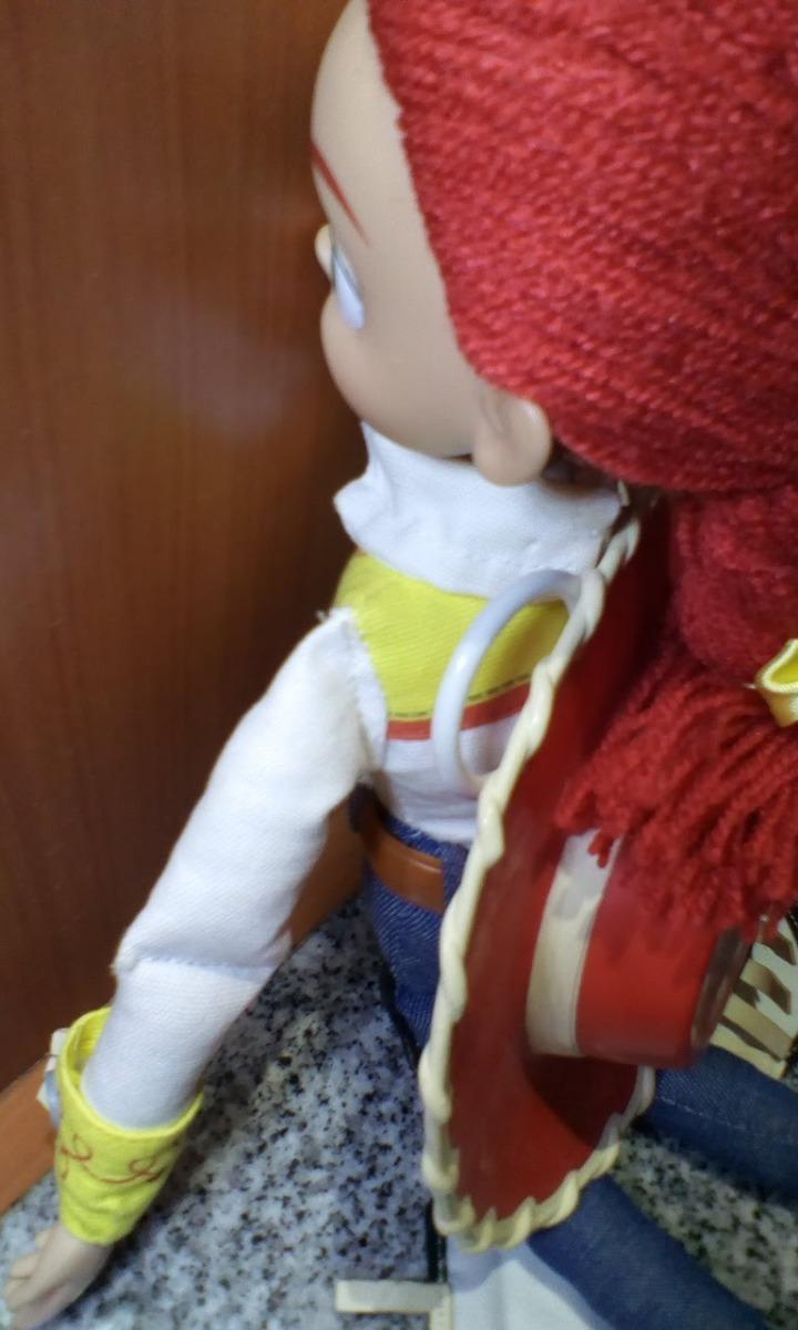 muñeca jessie toy story 40cm original importada como nueva. Cargando zoom. cd29dabe43e