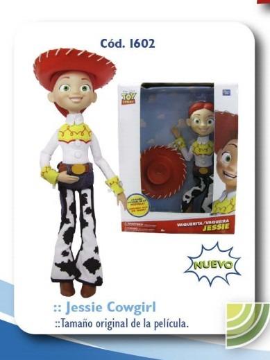 Muñeca Jessie Vaquera Toy Story Apego Original En Smile -   1.258 05bb4e10c65