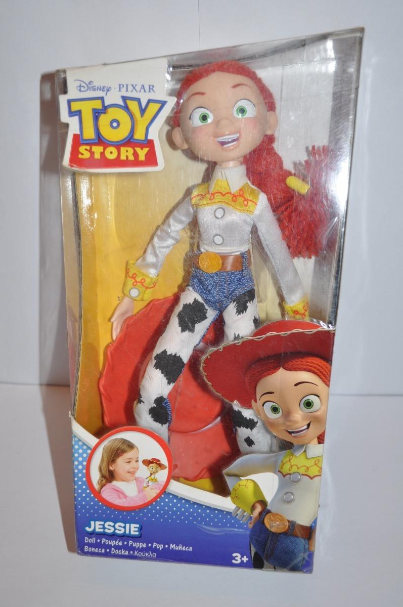 Muñeca Jessie Vaquerita Articulada Toy Story Original -   3.999 d7fda0d7cd9