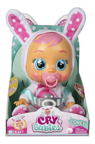 muñeca juguete bebes llorones cry babies coney boing toys
