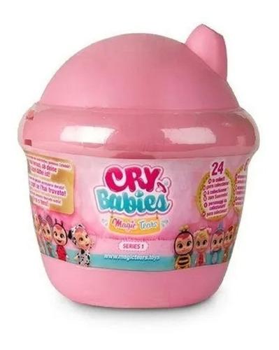 muñeca juguete cry babies magic tears sorpresa babymovil