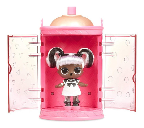 muñeca juguete nena lol surprise hair goals makeover series