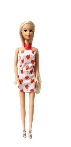 muñeca kiara articulada poppi 30cm b150 educando full