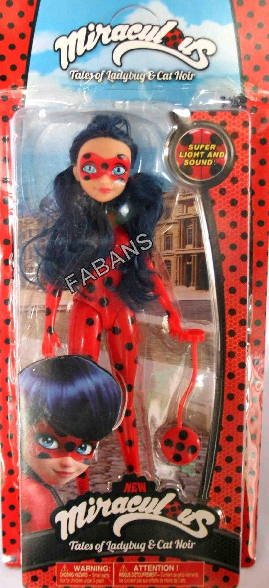 Que Muñeca Canta Prodigiosa Juguete Miraculous Niña Ladybug VzpUSM
