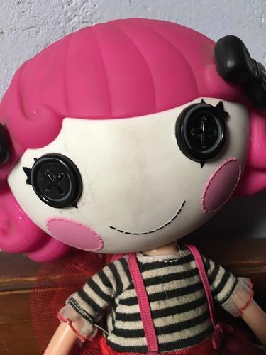 muñeca lalaloopsy charlotte charades