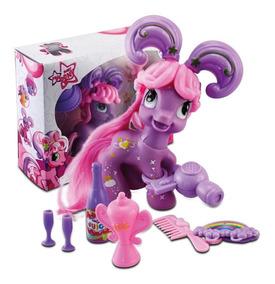 Pony Little Violeta Ti Accesorios Muñeca Con Nena Juguete OlXiukZTwP
