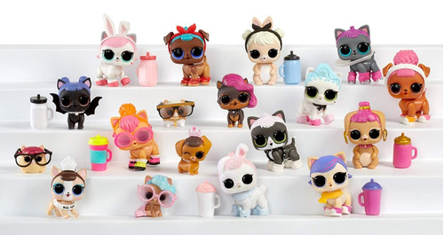 muñeca l.o.l lol mascotas surprise! pets