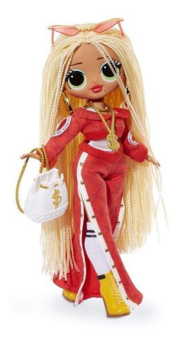 muñeca lol omg swag con 20 sorpresas fashion doll envio ya