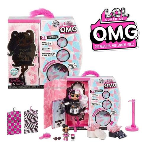 muñeca lol original top secret omg dollie lol surprise