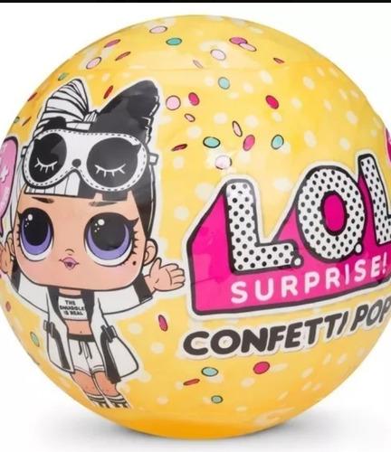 muñeca l.o.l. surprise confetti pop serie 3 compra original.