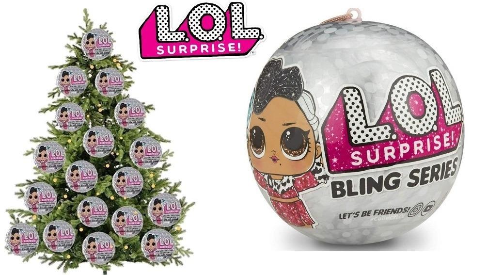 Muneca Lol Surprise Glitter Bling Series Envio Gratis 19 990