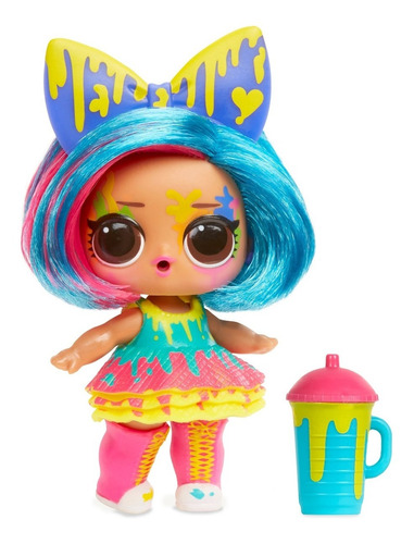 muñeca lol surprise hair goals jugueteria pizzico original