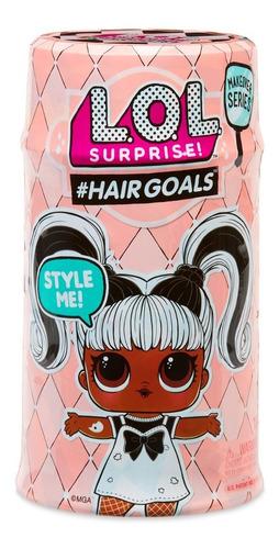 muñeca lol surprise hairgoals r3061