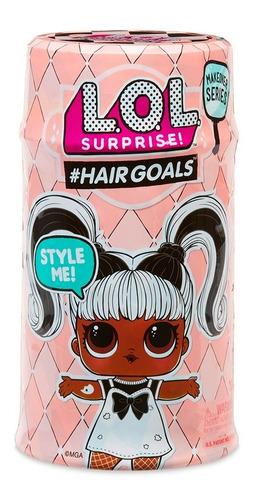 muñeca l.o.l. surprise innovation doll - hair goals