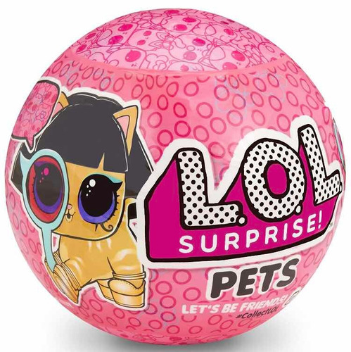 muñeca lol surprise pets serie 4 original