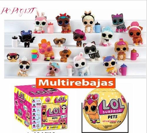muñeca lol surprise series 3