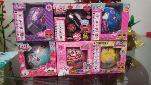 muñeca lol surprise series nuevas