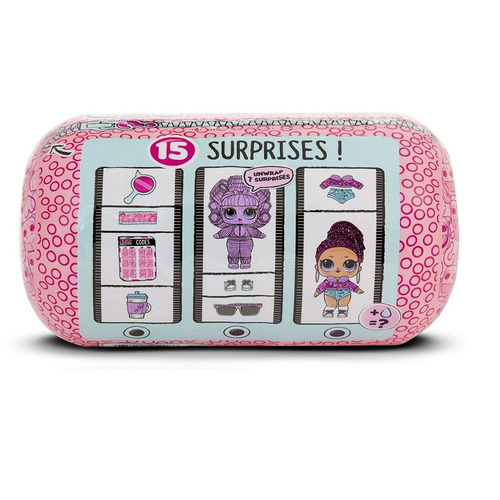 muñeca lol surprise under wraps originales (2451)