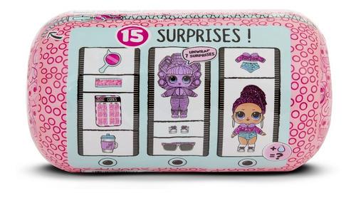 muñeca lol surprises capsula under wraps doll juguete niña