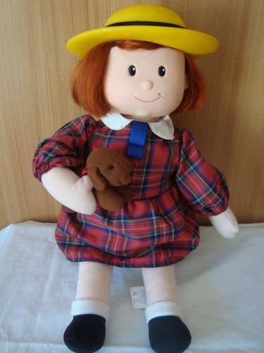muñeca madeleine y su perrito genevieve