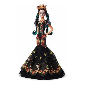 Muñeca Mattel Mcjg9 Barbie Dia De Muertos