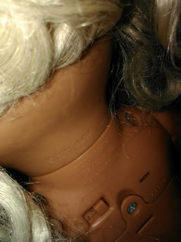 muñeca mattell